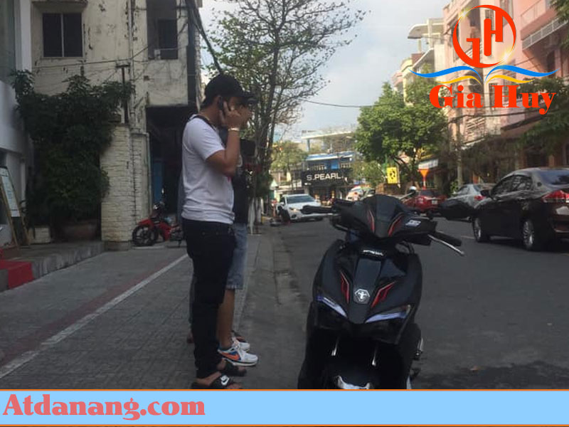 Thuê xe máy ở Lai Châu - Ngọc Minh