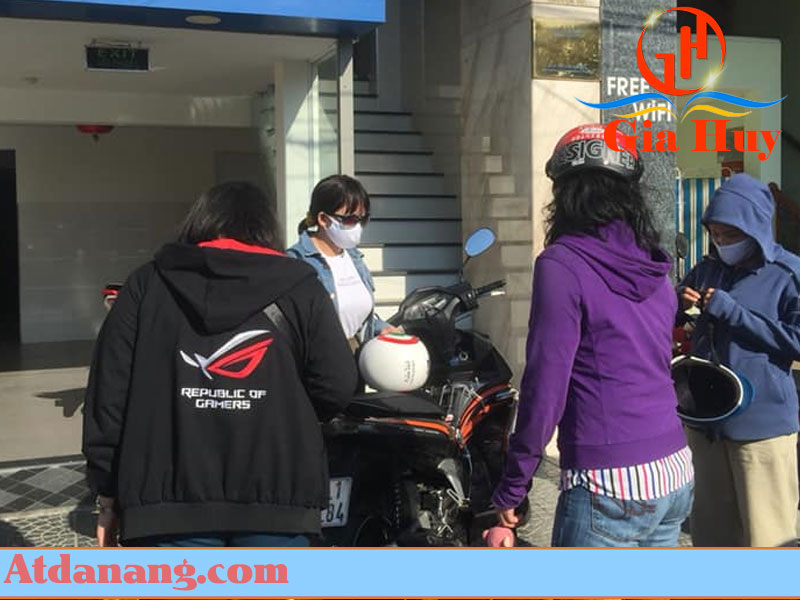 Thuê xe máy tại Lai Châu - Anh Kiên